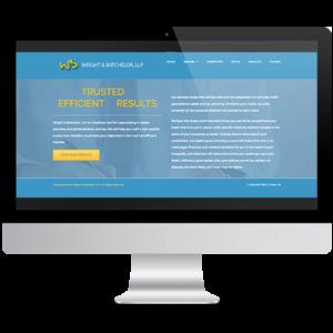 Law Firm Website Design at J Browning Studio, Washington, DC