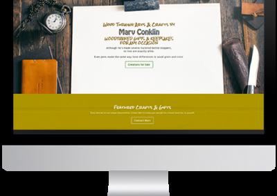 Website Design for Artists & Musicians in Washington DC