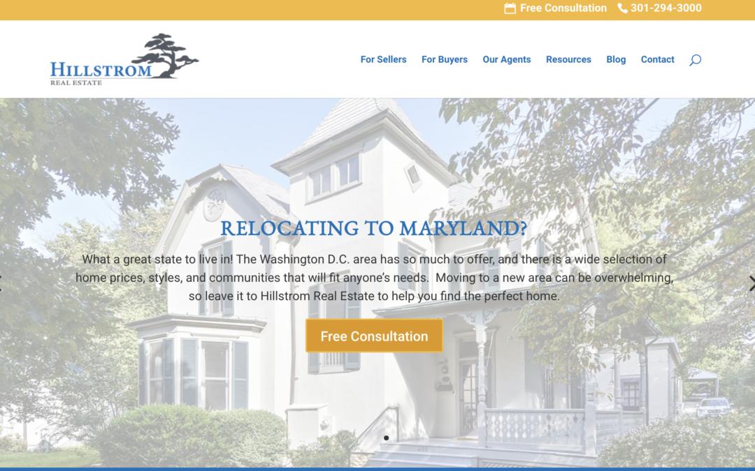 Web Design for Real Estate Websites