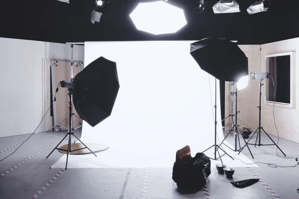 Commercial Photography Studio
